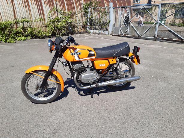 Мотоцикл CZ 472.5 (не Jawa) в чудовому стані