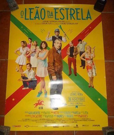 Poster do filme O Leão da Estrela