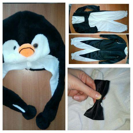 Костюм пингвина, пингвинчика. На утренник пингвин, пингвинчик праздник