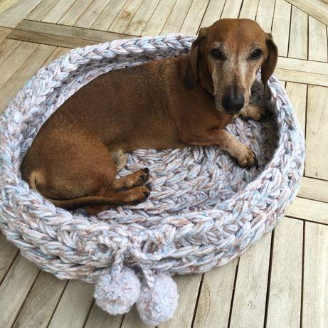 Łóżko dla psa Łóżko dla kota