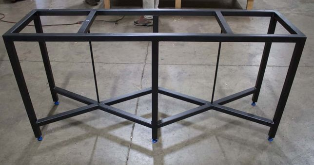 Металлические каркасы для лофт мебели сварочный цех
