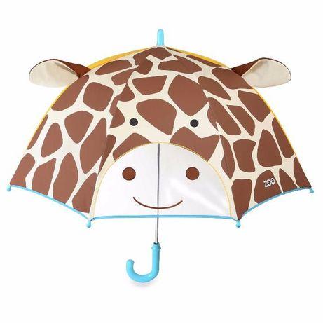 Детский зонтик. Жираф. 3-D ушки. Зонт детский. Skip Hop Zoo