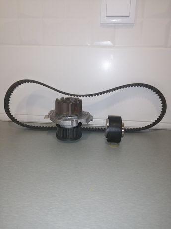 Kit Distribuição + Bomba D'água NOVA! - PUNTO 99 - 1.200 - 16V