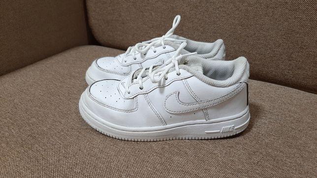 Кроссовки кеды Nike оригинал р.27,натуральная кожа