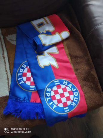 Hajduk Split - szalik. Torcida, Górnik Zabrze, GKS Katowice