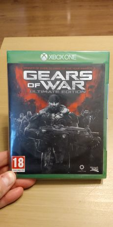 Gears Of War, Ultimate Edition, xbox one