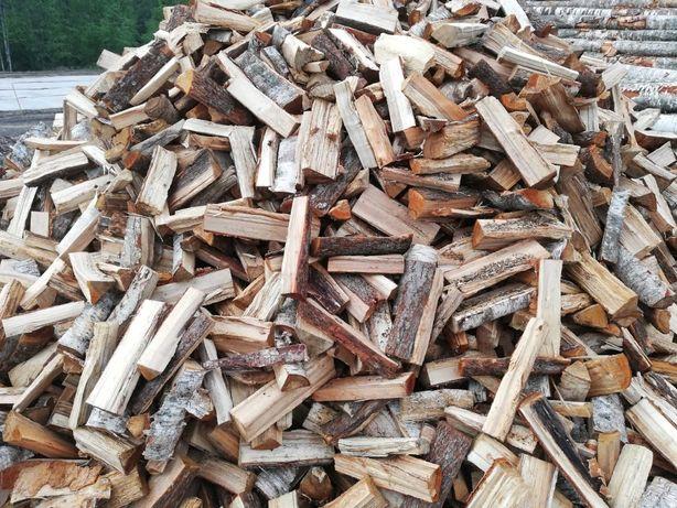 Продам дрова мягких и твердых пород