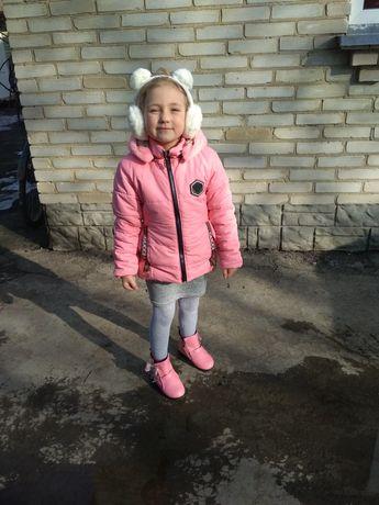 Пальтечка і курточки різного віку