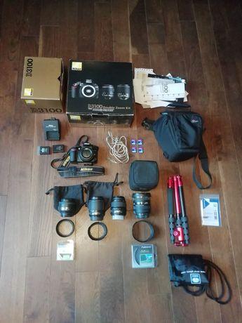 Nikon D3100 Sigma 10-20 3.5 Nikkor AF-S 35mm
