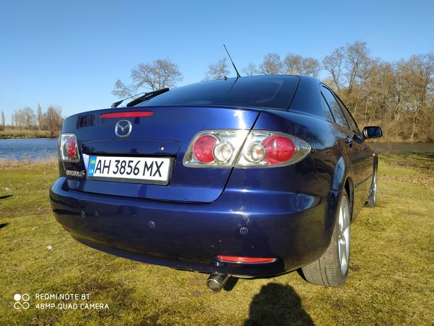 Продам свой авто mazda 6 (2л. Бензин, 2003 г.в.)