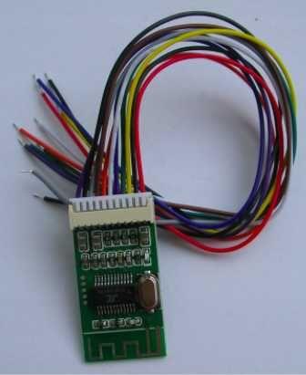 Moduł Bluetooth KCX_BT002 KCX BT002 zestaw głośnomówiący A2DP