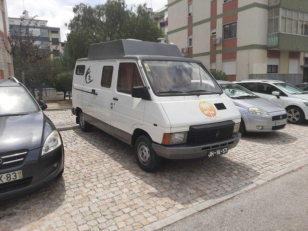 auto vivenda Renault trafic