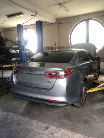 KIA Hyundai калибровка p1c76 p0c17 акпп  диагностика ремонт