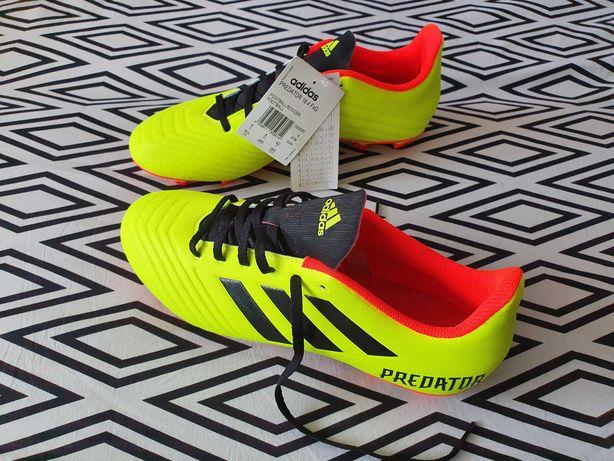 NOWE buty korki piłkarskie męskie Adidas 42 oryginał Predator dł 25