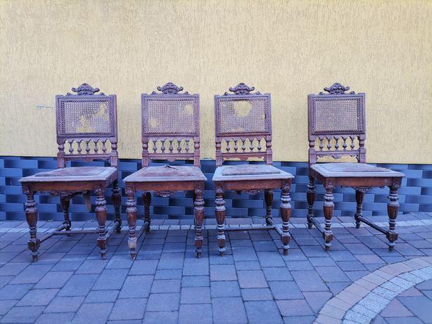 Okazja Krzesła do renowacji
