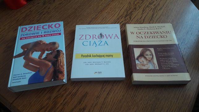 Książki dla kobiety w ciąży