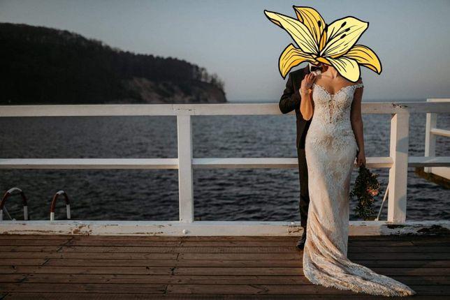 suknia ślubna POLLARDI