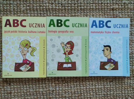 ABC ucznia repetytorium gimnazjum liceum komplet stan bardzo dobry