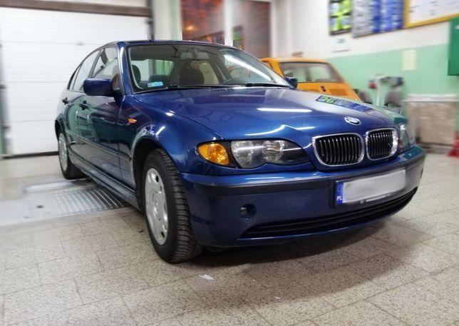BMW e46 318i lift 2002r. 2.0 143KM