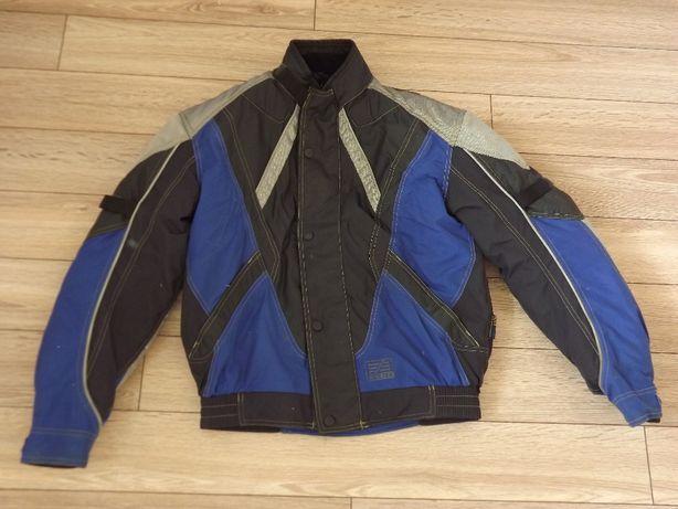 Sprzedam zestaw kurtek motocyklwych dla pary, MOTOLINE rozm. M i L