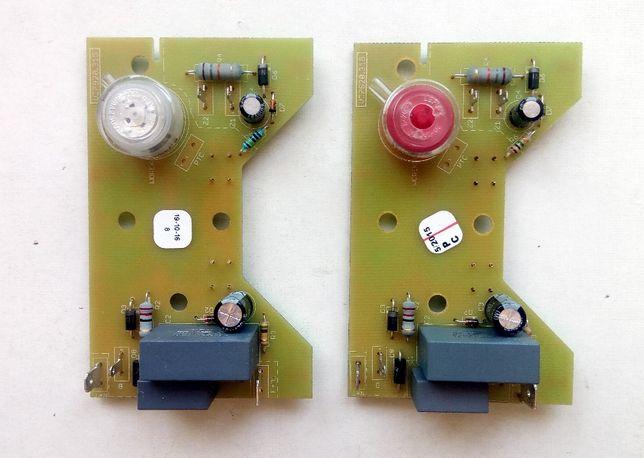 Модуль управления VC 7920.316 (плата)пылесоса Zelmer 2шт на запчасти.