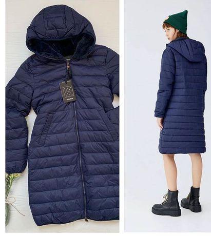 Ціну знижено!!!Куртка-пальто PULL&BEAR