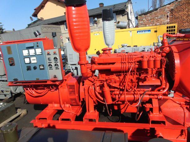 Agregat prądotwórczy Polski 100 110 kw 120 125 KVA 130 150 godzin