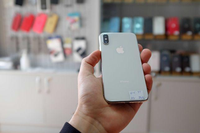 Магазин Iphone Xs 64 gb Neverlock Silver