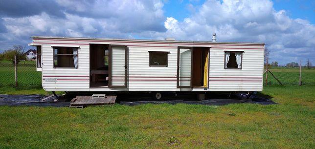 Domek Mobilny, Holenderski, Angielski 3,2 m x 9,5 m