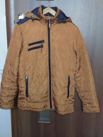 Куртка на подростка весна-осень