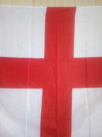 Флаг Англии 2х сторонка