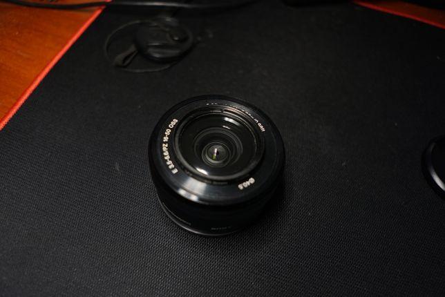 Obiektyw Sony E 16-50 f/3.5-5.6