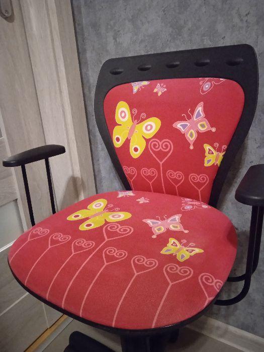 Fotel biurowy dziecięcy obrotowy Lublin - image 1