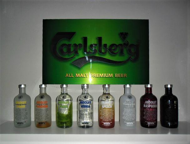 Espelho Publicitário Cerveja Carlsberg