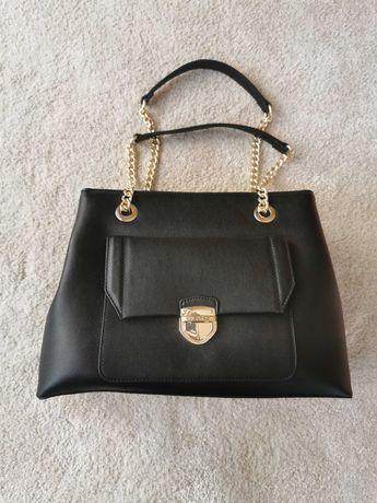 Torebka czarna na ramię Valentino Bags PAULA