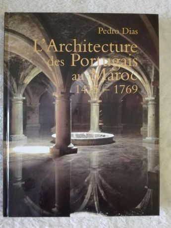 """Livro """" L`Architecture des Portugais aus Maroc"""""""