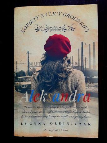 Książka Kobiety z ulicy Grodzkiej Aleksandra