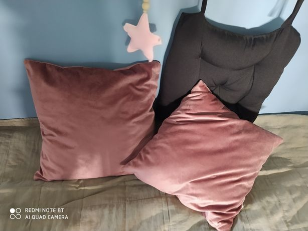 Poszewki na poduszki Homla