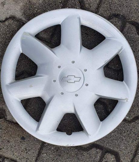 / Chevrolet / 4 Oryginalne Kołpaki / 15'' /