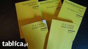 "Literatura niemiecka ,,Nathan der Weise"" G. E. Lessing"