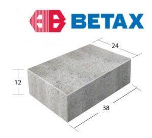 Bloczki Betonowe BETAX 380X240X120mm PROMOCJA !!