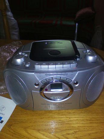 Пордам радіоCD MP3 Player.