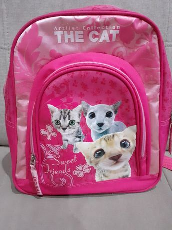 Plecak do przedszkola dla dziewczynki