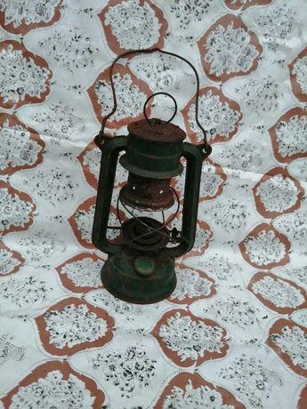Stara lampa naftowa prl