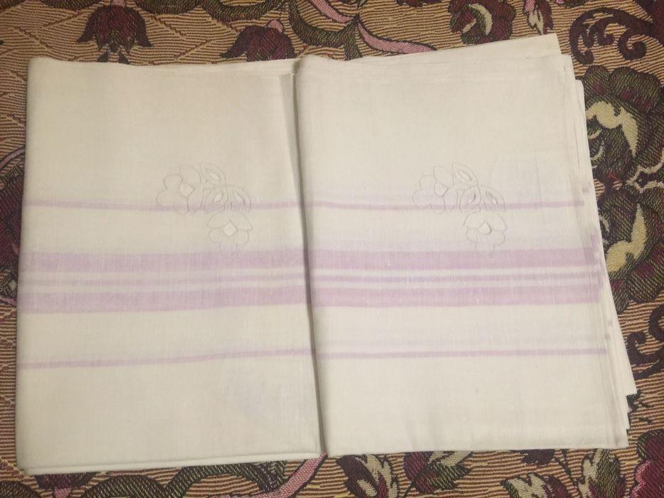 Простыни 2 шт., льняные, новые, продать Днепр - изображение 1