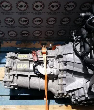 Caixa de 6 velocidades manual Audi A4, A5 2.0 TDI 170 CV de 2010, referência LLQ.