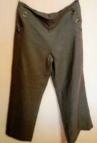 Льняные брюки от M&S