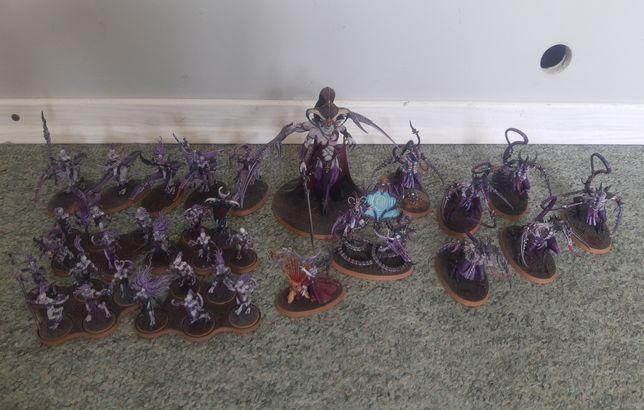 Warhammer AoS armia Hedonites of Slaanesh