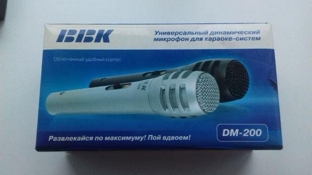 Мікрофон BBK DM-200