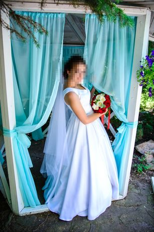 Срочно продам! Свадебное платье